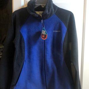 Women's Columbia Dotswarm lol Fleece Jacket